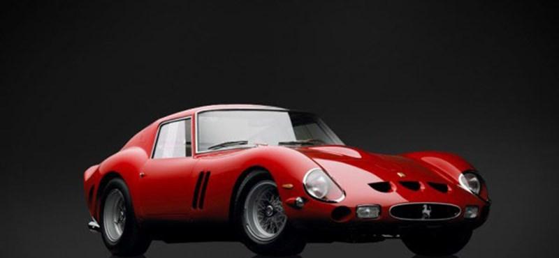 9 milliárd egy 1962-es Ferrariért?