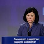 """Vera Jourová: """"Olyan országok kapjanak EU-pénzt, ahol működik független bíróság"""""""