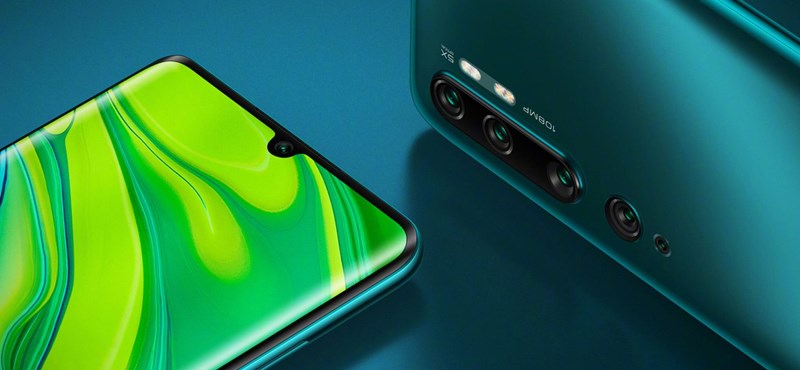 Óriási akkumulátorral és 108 megapixeles kamerával itt a Xiaomi eddigi legütősebb mobilja