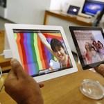 Az eladott táblagépek kétharmada iPad