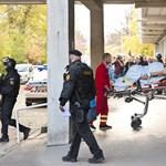 Megműtötték Budapesten a bőnyi rendőrgyilkosság gyanúsítottját