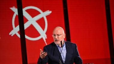 Meglepetés Hollandiában: Frans Timmermans pártja nyerhette az EP-választást