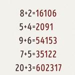 Meg tudja oldani ezt a matekpéldát? Akkor ön állítólag zseni