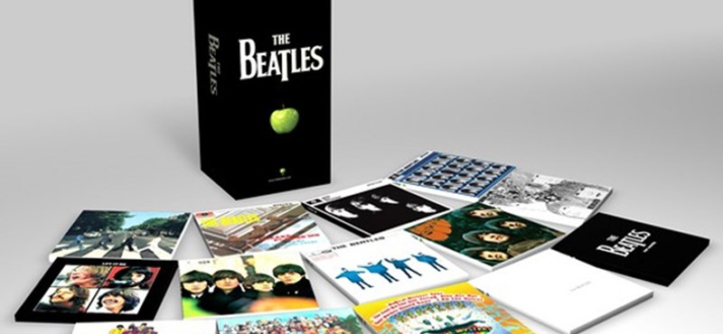 Teljes Beatles kollekció egyetlen CD áráért a magyar iTunes boltból