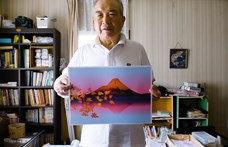 Az Excelben fest elképesztő tájképeket egy idős japán férfi