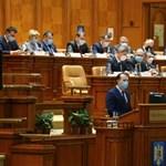 Bizalmat szavazott a román parlament Florin Citu kormányának