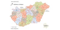magyarország választókerületei térkép Itthon: Térkép: ilyen választókerületeket rajzolt a Fidesz   HVG.hu magyarország választókerületei térkép