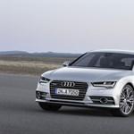 Egyre takarékosabb az Audi nagy sportkupéja