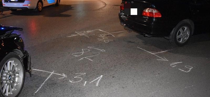 A győri polgármester is kiposztolta a körforgalomban balesetet okozó driftelők videóját