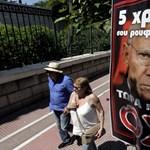 """""""Amit a görögökkel tesznek, azt úgy hívják, hogy terrorizmus"""""""