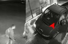 Az autómosó kamerája segített a rendőröknek – felvette, hogy helyet cserélt az ittas sofőr a józan utasával