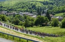 Két magyar bringás is dobogós a Tour de Hongrie királyszakaszán