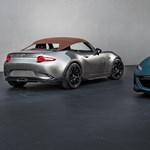 A legnagyobb tuningshow-ra a Mazda sem vihet csak egy sima MX-5-öst
