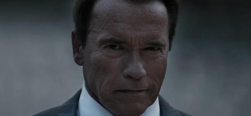 Már Budapesten van Arnold Schwarzenegger