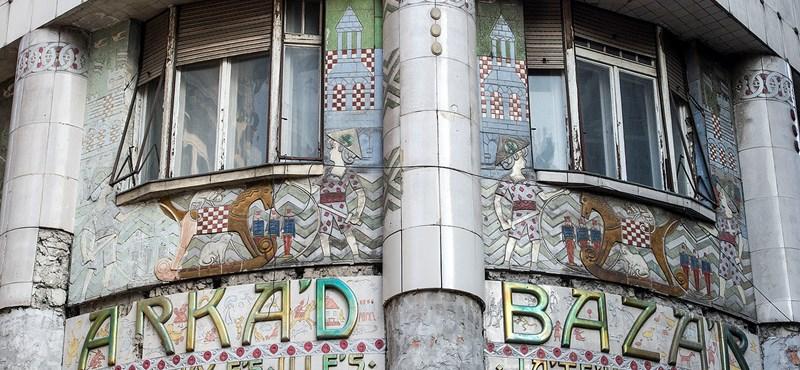 Árkád Bazár, Metró Klub, emlékszik rá? 110 éves a város egyik legszebb épülete