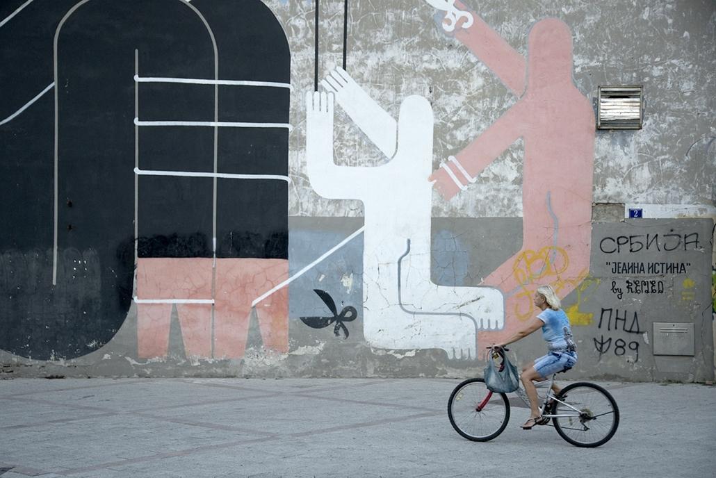 NE használd_! - e_! - Újvidék, Szerbia: Frame24 fesztivál - nagyítás