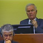 Mladic rosszul lett, elhalasztották a pert