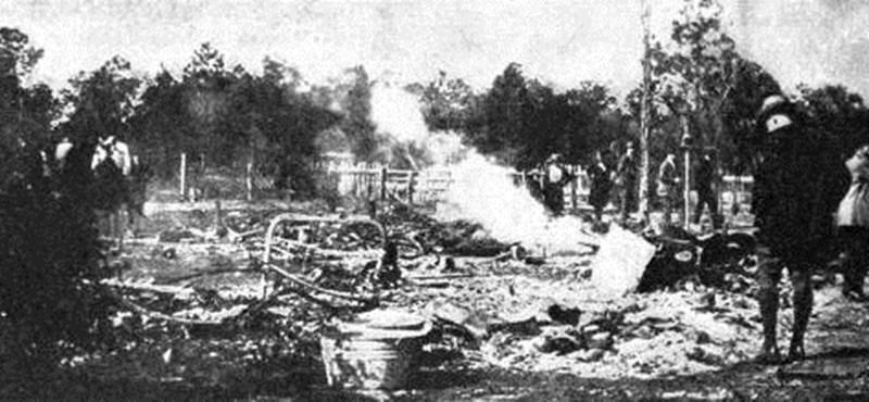 Rosewood, a szellemváros: egy mészárlás története - galéria