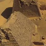 Ilyen különös módon derülhet ki a piramisok titka