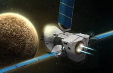 Péntek reggel 6:25-kor utoljára láthatjuk a Föld közelében a Merkúrhoz induló BepiColombót