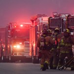 A pusztító tűz nem válogat: menekülnek a hollywoodi sztárok