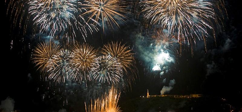 Három városban lesz állami tűzijáték augusztus 20-án