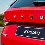 Zöld rendszámot is kaphat a felfrissített Skoda Kodiaq