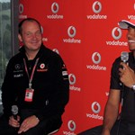 Fotók: a Forma-1-es McLaren boxában jártunk a Hungaroringen