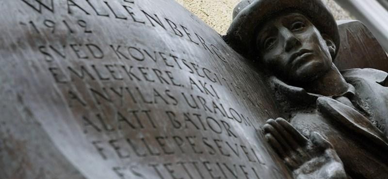 Hatezer dollárért az öné lehet a Raoul Wallenberg-emléktoll