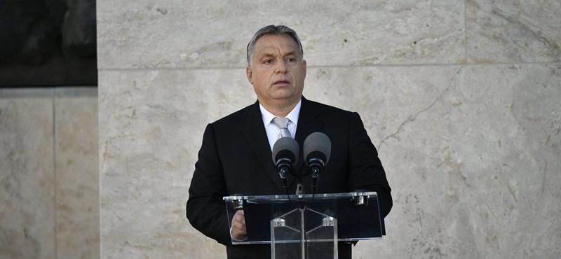 Orbán megmagyarázta a Figyelő címlapját a Zsidó Világkongresszus vezetőjének