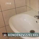 A fiúvécé mosdójába vezették a kondenzvizet egy fővárosi általános iskolában