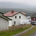 Fotó: Ezen a farmon élt a norvég ámokfutó