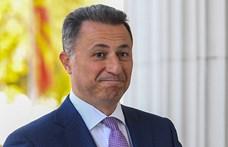 Montenegróban is a magyar követségi autóval utazott Gruevszki