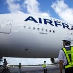 Sztrájk miatt minden keddi budapesti járatát törölte az Air France