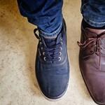 Két jobbos cipőt lopott a botcsinálta tolvaj