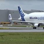 Így száll fel az Airbus különleges óriásrepülője – videó