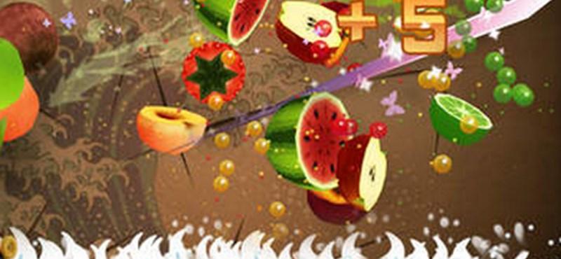 Szereti a Fruit Ninját? Akkor ennek örülni fog