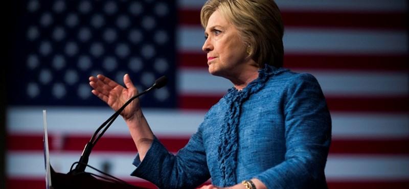 Hillary Clinton hosszú útja