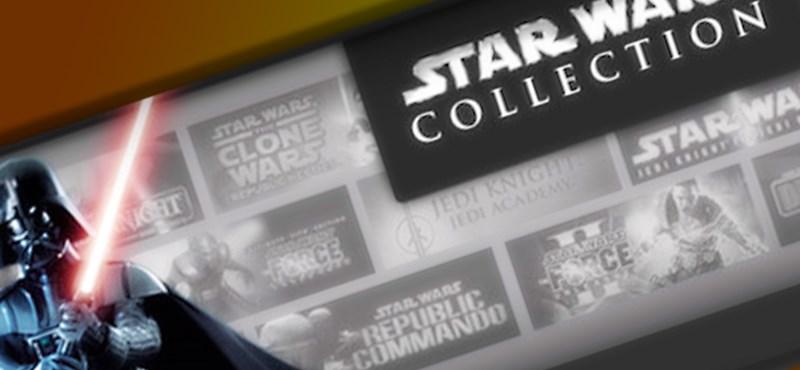 Mennyország a Star Wars rajongóknak – hétvégi Steam akció
