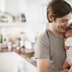 Tíz tipp apáknak: ezt tedd, ha gyereked született