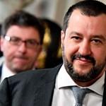 Elfogadták Salvini migrációs-biztonsági csomagját