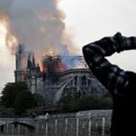 A Notre-Dame tragédiája: az épületrenoválás tűzveszélyes művelet