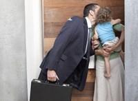 És akkor apa és anya beköltözik a munkahelyére a családok évében