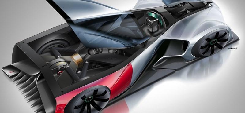 1,25 másodperc alatt gyorsul 0-ról 100-ra az új villanyautó, és 90 másodperc alatt feltölthető