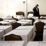 New Yorkban csökken az új betegek száma, de így is 330-an haltak meg