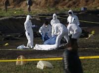 Tömeggyilkosság nyomaira bukkantak egy mexikói tanyán