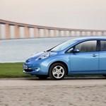Vezettük: Nissan Leaf