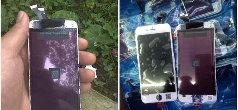 Lekapták az iPhone 6L-t