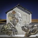 Lisszabon, a street art városa / Legitim és támogatott graffitik