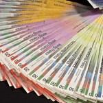 Piaci pletyka: sávban rögzítik az euróhoz a frank árfolyamát
